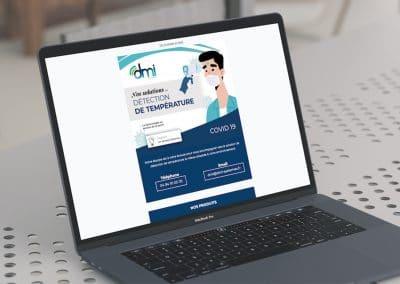Campagne de mailing – DMI Systèmes