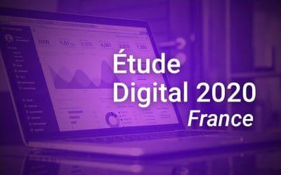 [ÉTUDE] Le numérique en France en 2020