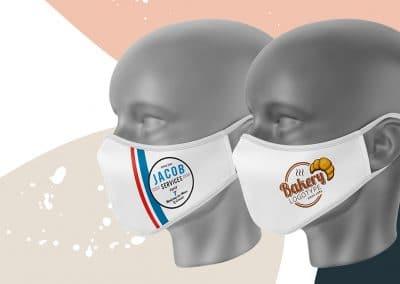 Conception de masques personnalisés