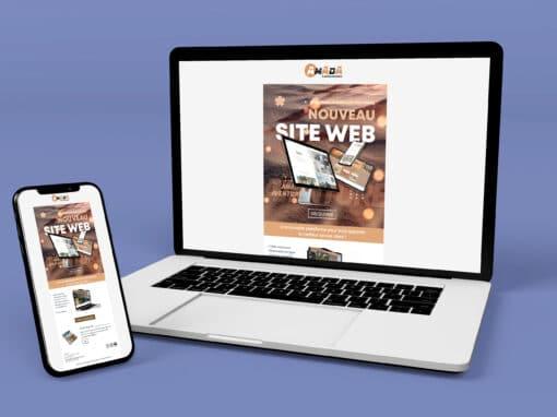Campagne de mailing Amada Aventure