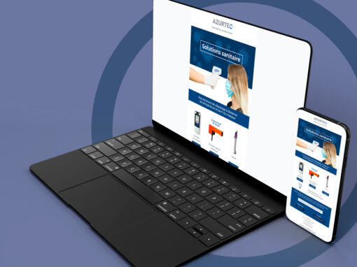 Campagne de mailing Azurtec