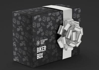 Biker Box d'Aftermarket Custom Parts
