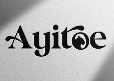 Logo et identité visuelle Ayitoe